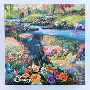 750 Piece Disney Alice in Wonderland Puzzle Ceaco